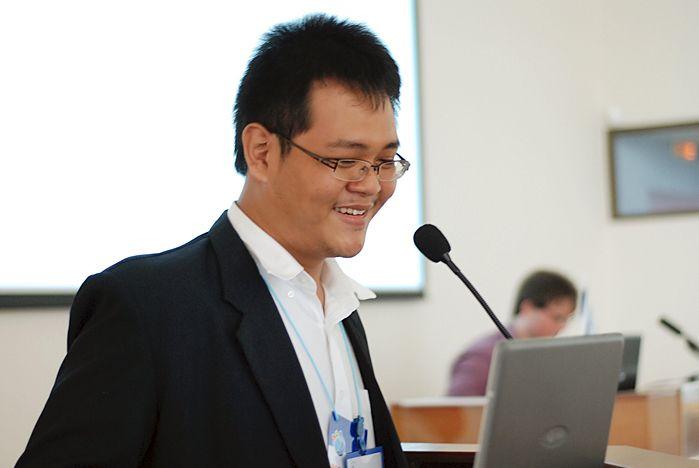 Молодежь Азиатско-Тихоокеанского региона знакомится с ВГУЭС