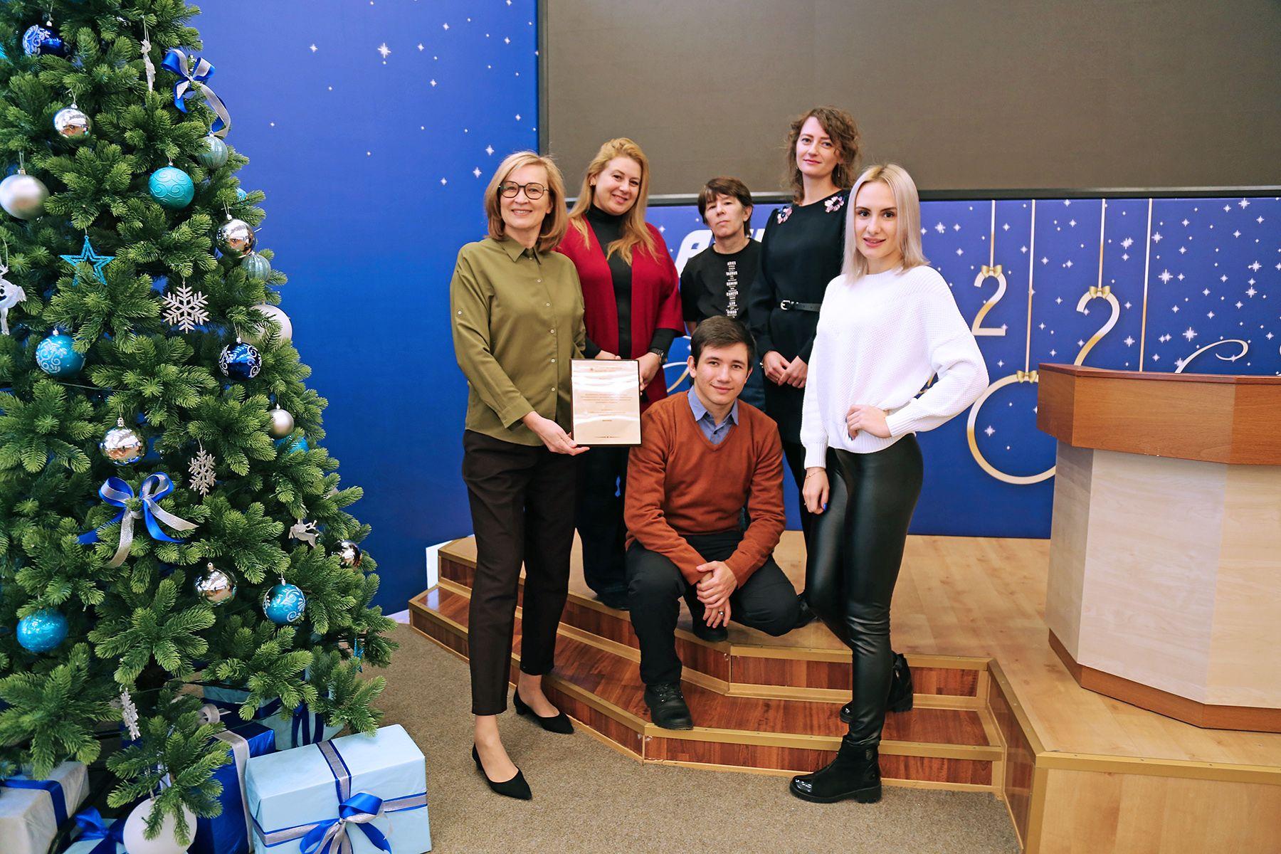 ВГУЭС – медиаактивный вуз страны по итогам всероссийского конкурса