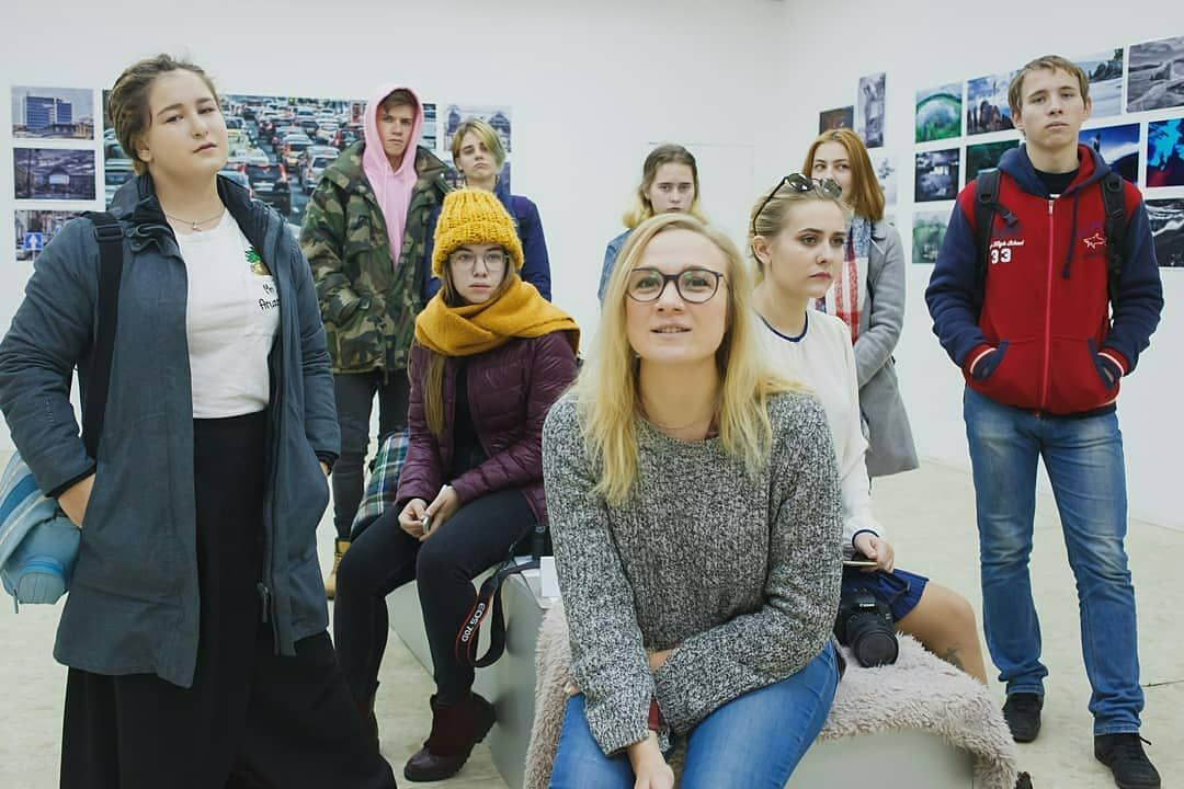 Фотосмена для школьников во ВГУЭС