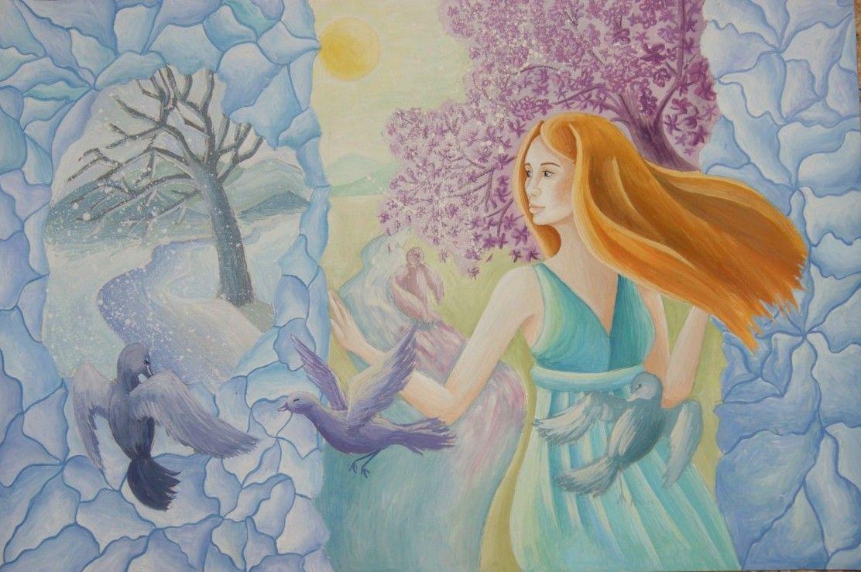 28 июня 2012 года во ВГУЭС в г. Артеме состоялось подведение итогов открытого заочного конкурса творческих работ «Дыхание весны»