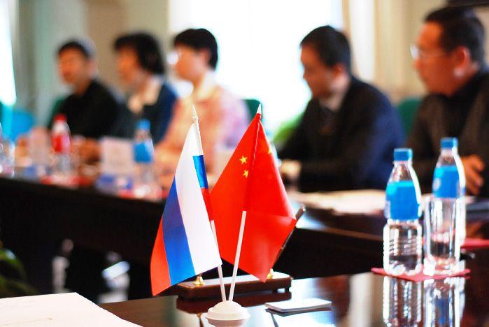 Во ВГУЭС состоялись официальные переговоры с представителями мэрии города Суйфэньхэ
