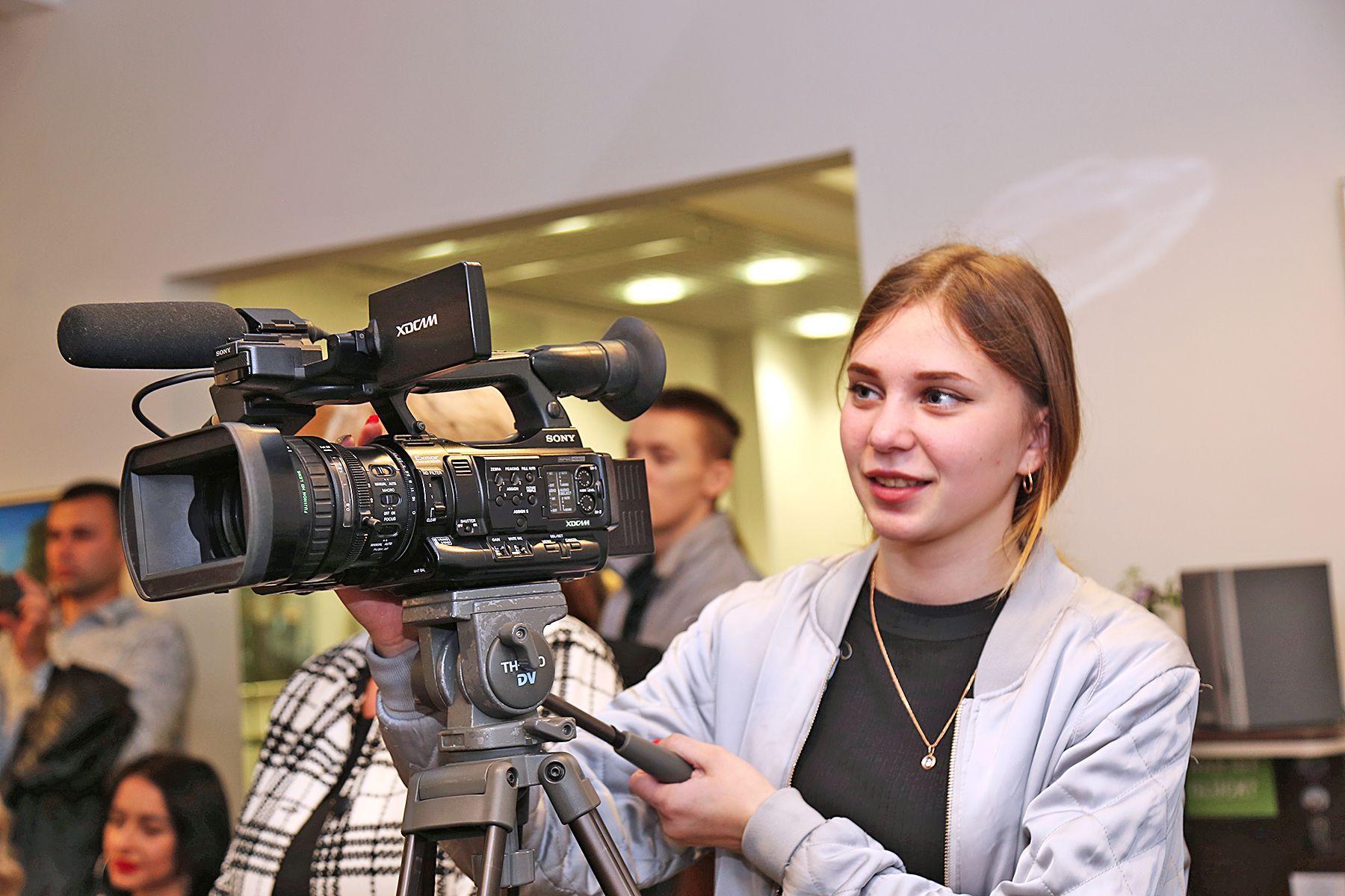 Для абитуриентов Высшей школы телевидения ВГУЭС: консультации и творческий экзамен
