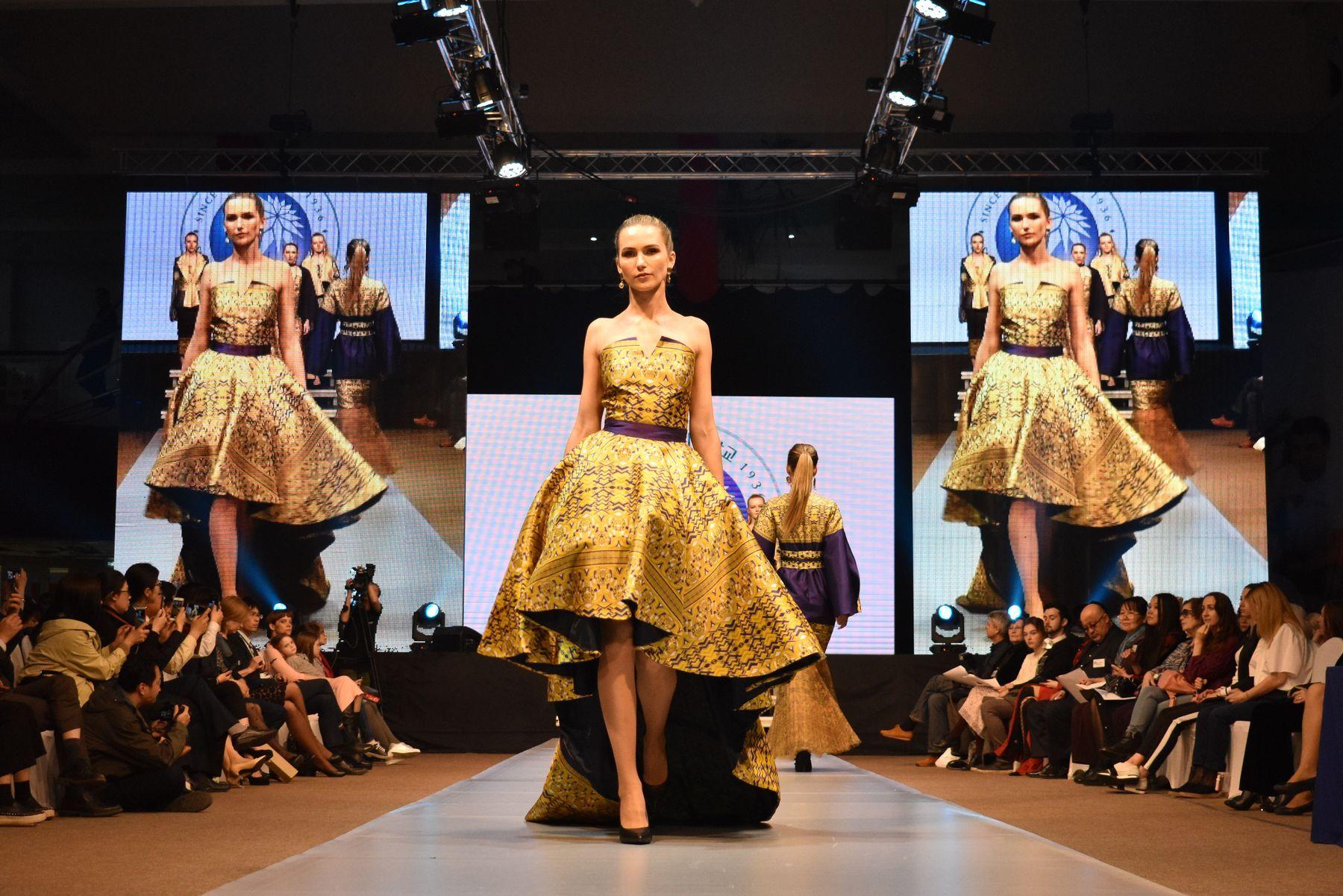 V Неделя моды и стиля во ВГУЭС: новые открытия и креатив