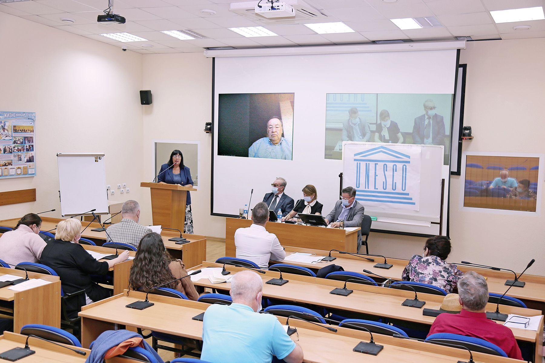 Проекты ВГУЭС получили поддержку ДВ Комитета Комиссии РФ по делам ЮНЕСКО