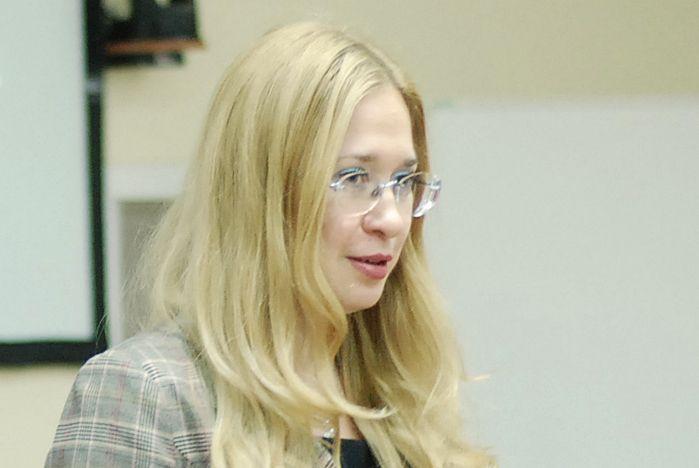 Сотрудник Управления международных связей ВГУЭС Ольга Ус пройдет стажировку в США по программе Фулбрайта