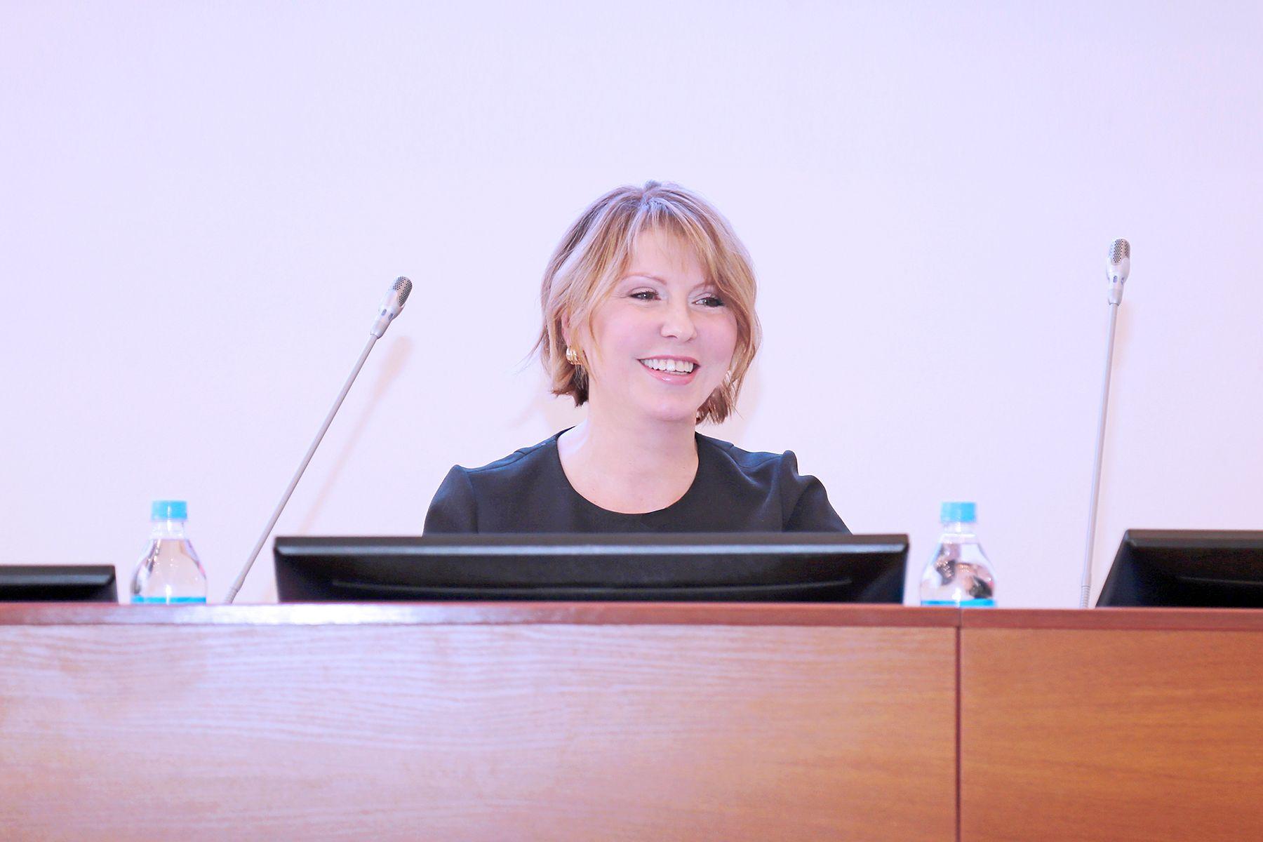 Ректор ВГУЭС Татьяна Терентьева: В период трансформации российских университетов нам нужно найти свою концепцию