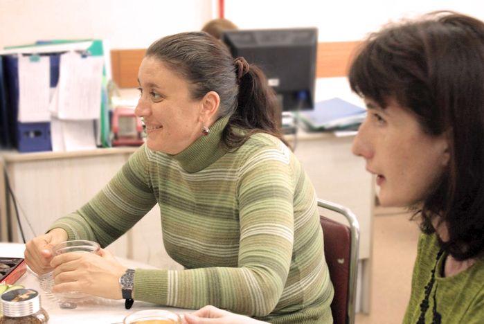 Коллеги из США и России обсудили возможности изучения русского языка во ВГУЭС