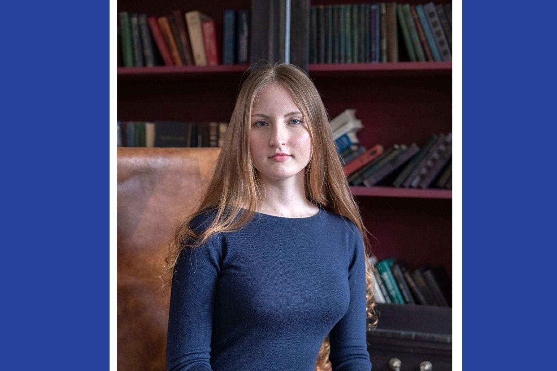 Студентка ВГУЭС – победитель Всероссийской олимпиады по английскому языку в номинации Speаking