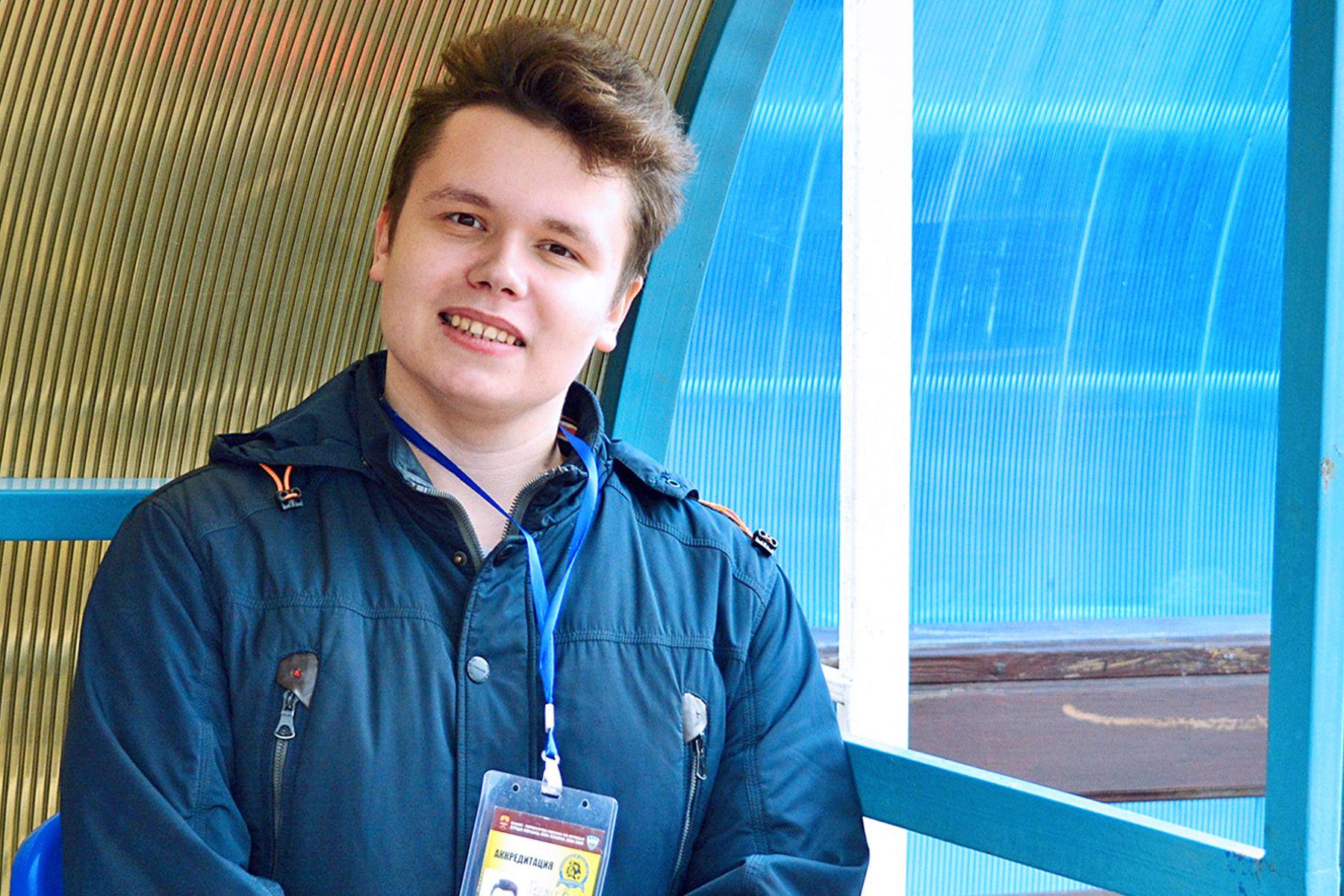 «Как Черданцев!»: студент Высшей школы телевидения ВГУЭС Максим Гордеев выиграл конкурс футбольных комментаторов