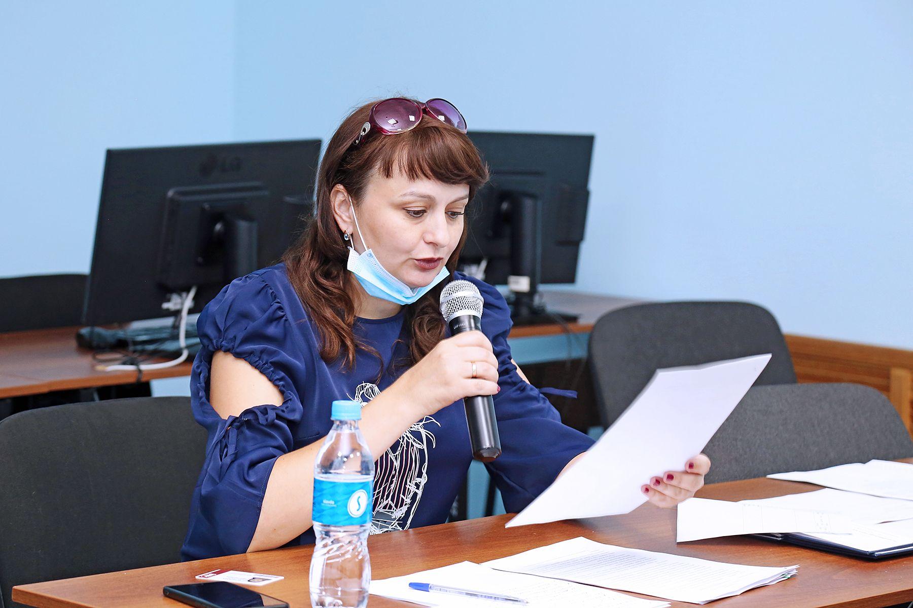 Работодателей заинтересовали выпускные работы магистрантов кафедры математики и моделирования ВГУЭС