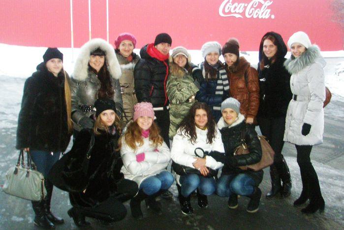 Специалисты компании «Coca-Cola HBC Eurasia» поделились со студентами ВГУЭС практическим опытом