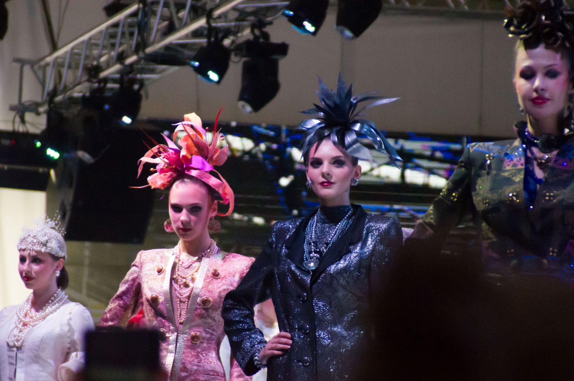 Студенты кафедры дизайна и искусств приняли участие в подготовке Недели Моды и Стиля во Владивостоке