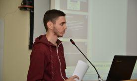 Роман Ящук, студент 2 курса магистратуры «Экология и природопользование»: «Моя неделя во ВГУЭС».