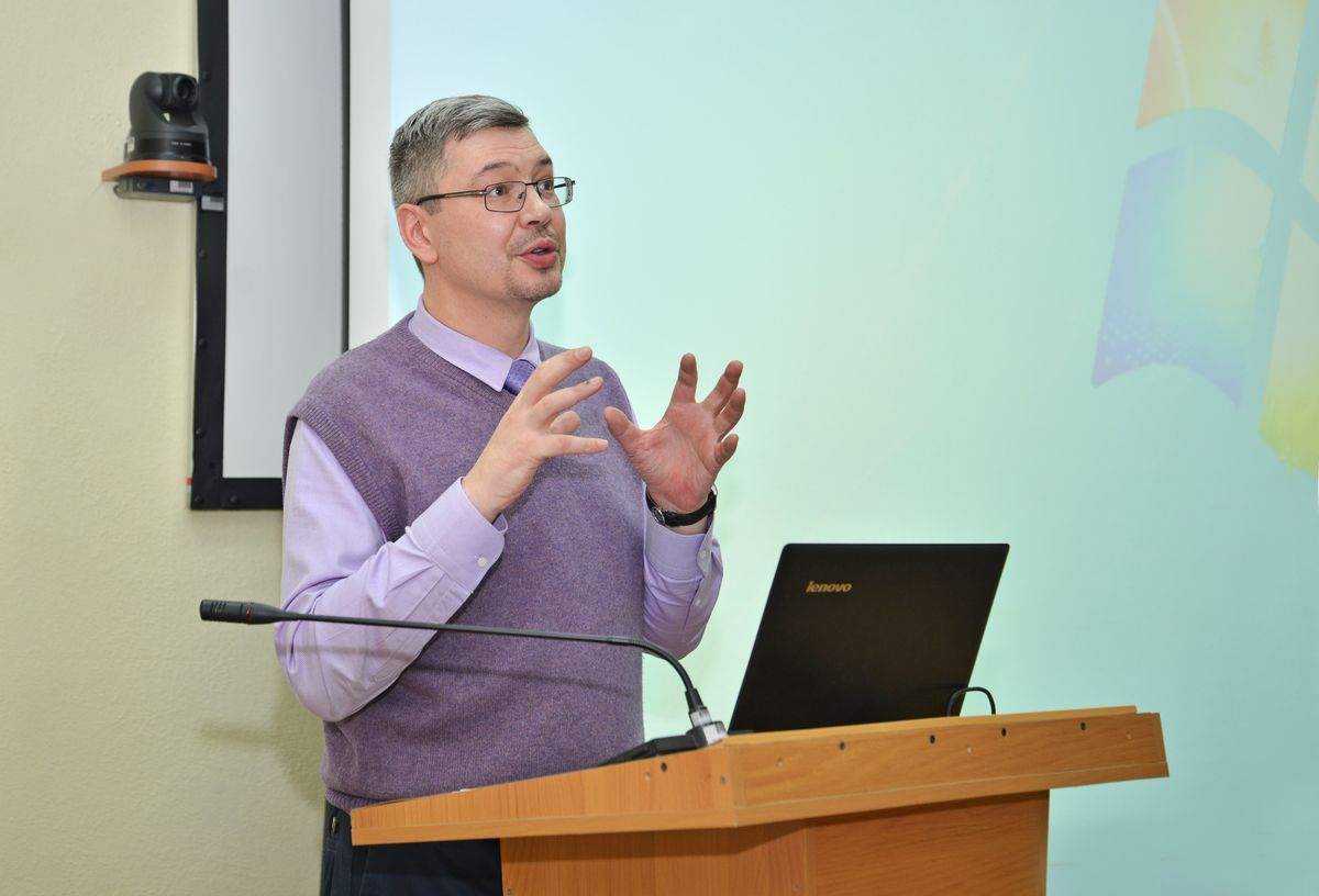 Студенты ВГУЭС грызут «Гранит науки»