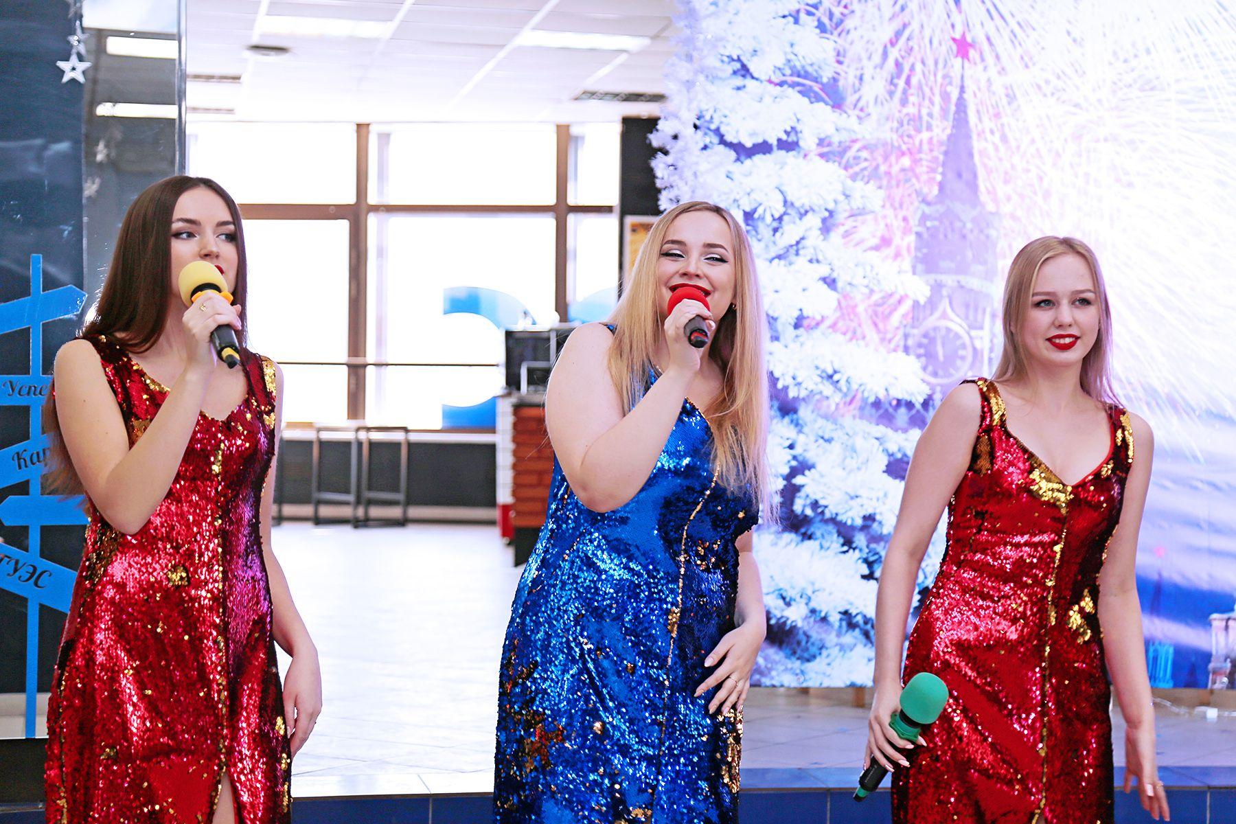 Новогодняя неделя во ВГУЭС: праздник для всех студентов