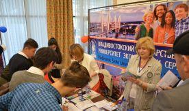 ВГУЭС на выставке образования в Узбекистане