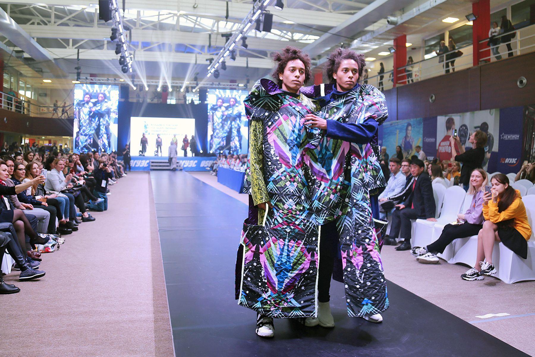 Директор Института сервиса, моды и дизайна Инна Клочко: Cтуденты ВГУЭС формируют моду АТР