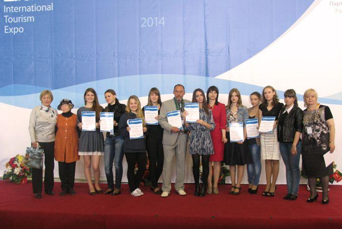 Студенты кафедры ТГРБ заняли призовые места на конкурсе профессионального мастерства экскурсоводов