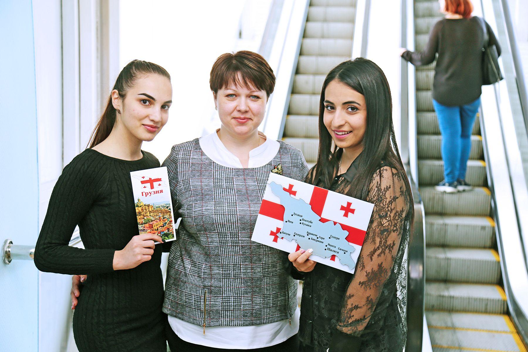 Студенты ВГУЭС - победители профессионального конкурса «Туризм и гостеприимство - шаг в профессию»