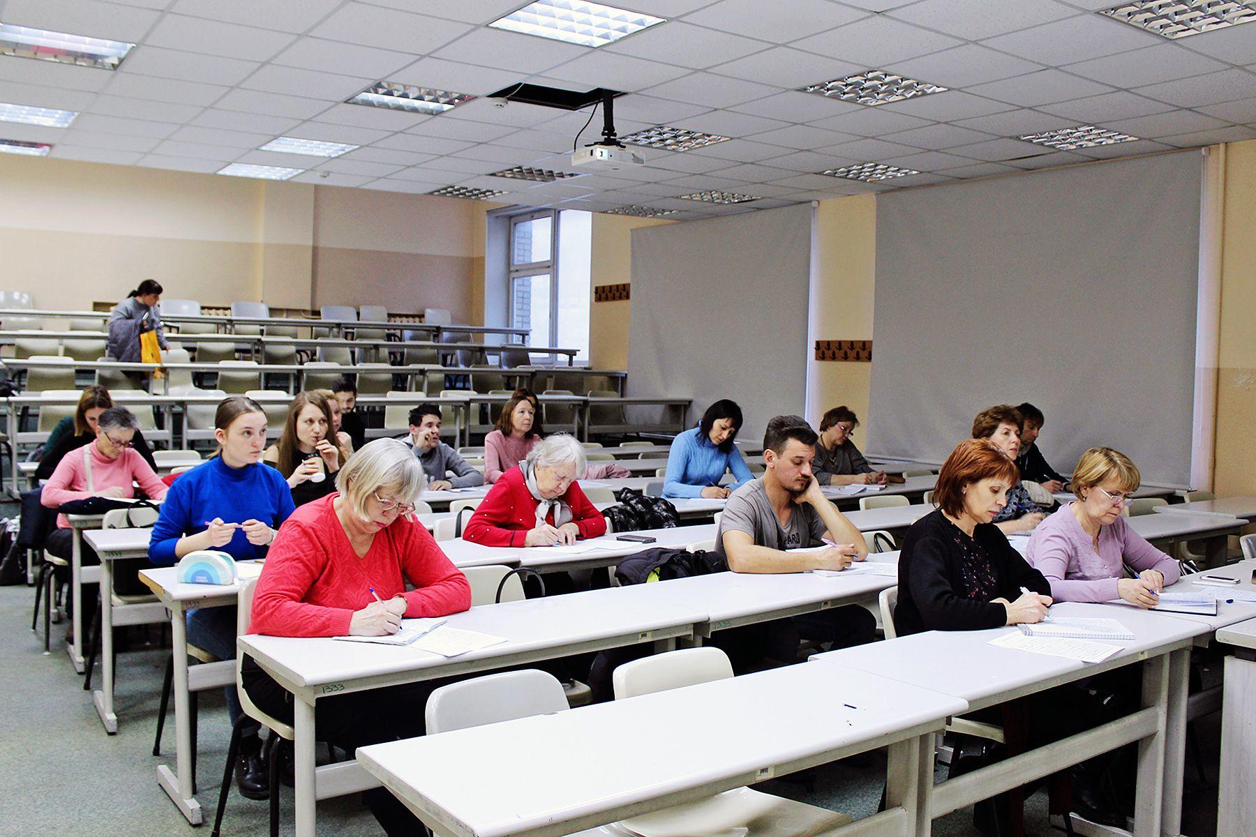 Русский по пятницам: во ВГУЭС началась подготовка к акции «Тотальный диктант»