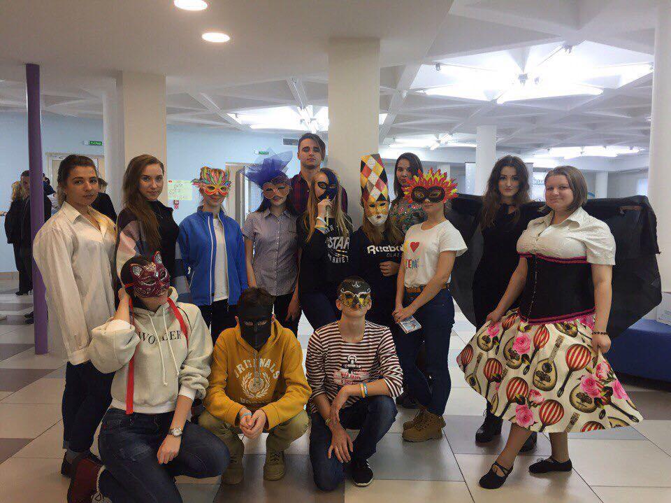 ВГУЭС и «Океан» знакомят старшеклассников с творческими профессиями