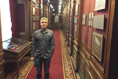 Студент ВГУЭС Антон Уханов: «Лето – самое время для научной работы!»
