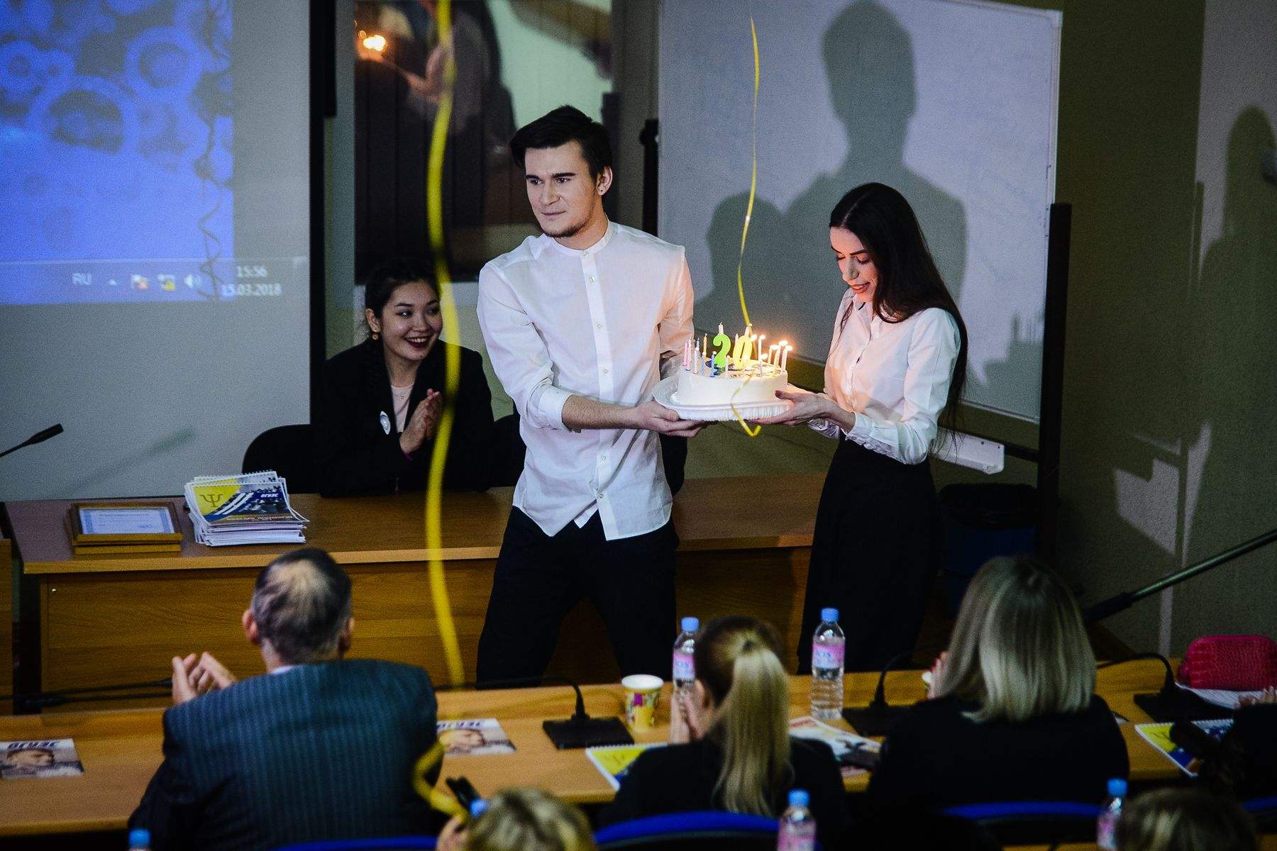 Кафедре философии и юридической психологии ВГУЭС – 20 лет