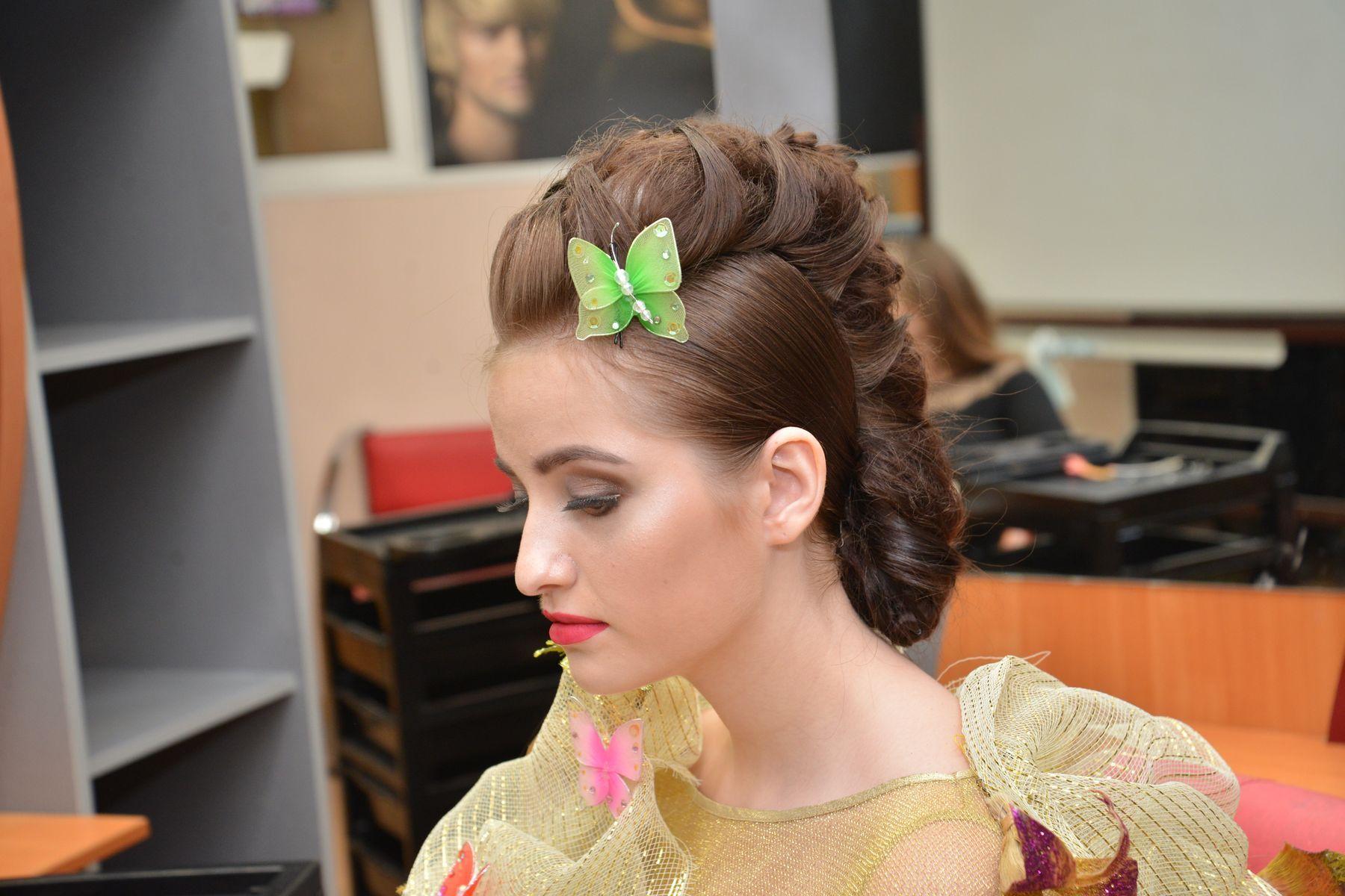 Дипломная работа по парикмахерскому искусству 4057