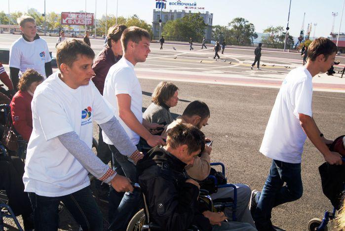 За 500 дней до Паралимпийских игр в России появилась карта доступных объектов для людей с инвалидностью