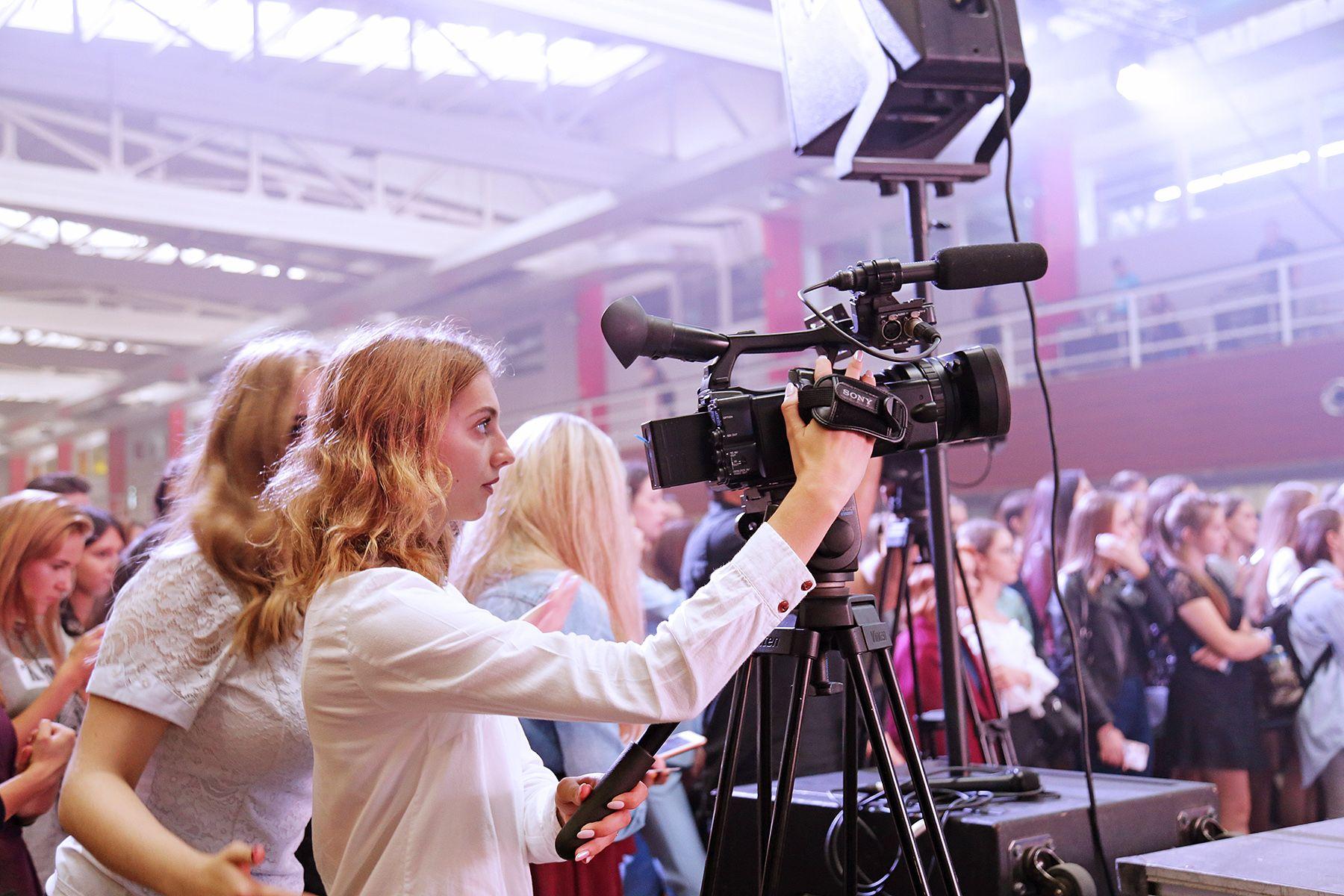Ютуб-канал Высшей школы телевидения ВГУЭС: учебная практика и путь к трансляции на федеральных каналах