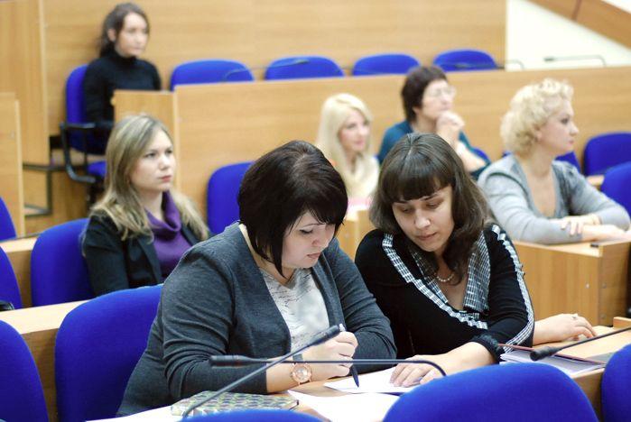 Во ВГУЭС собрались представители образовательных учреждений ДВФО
