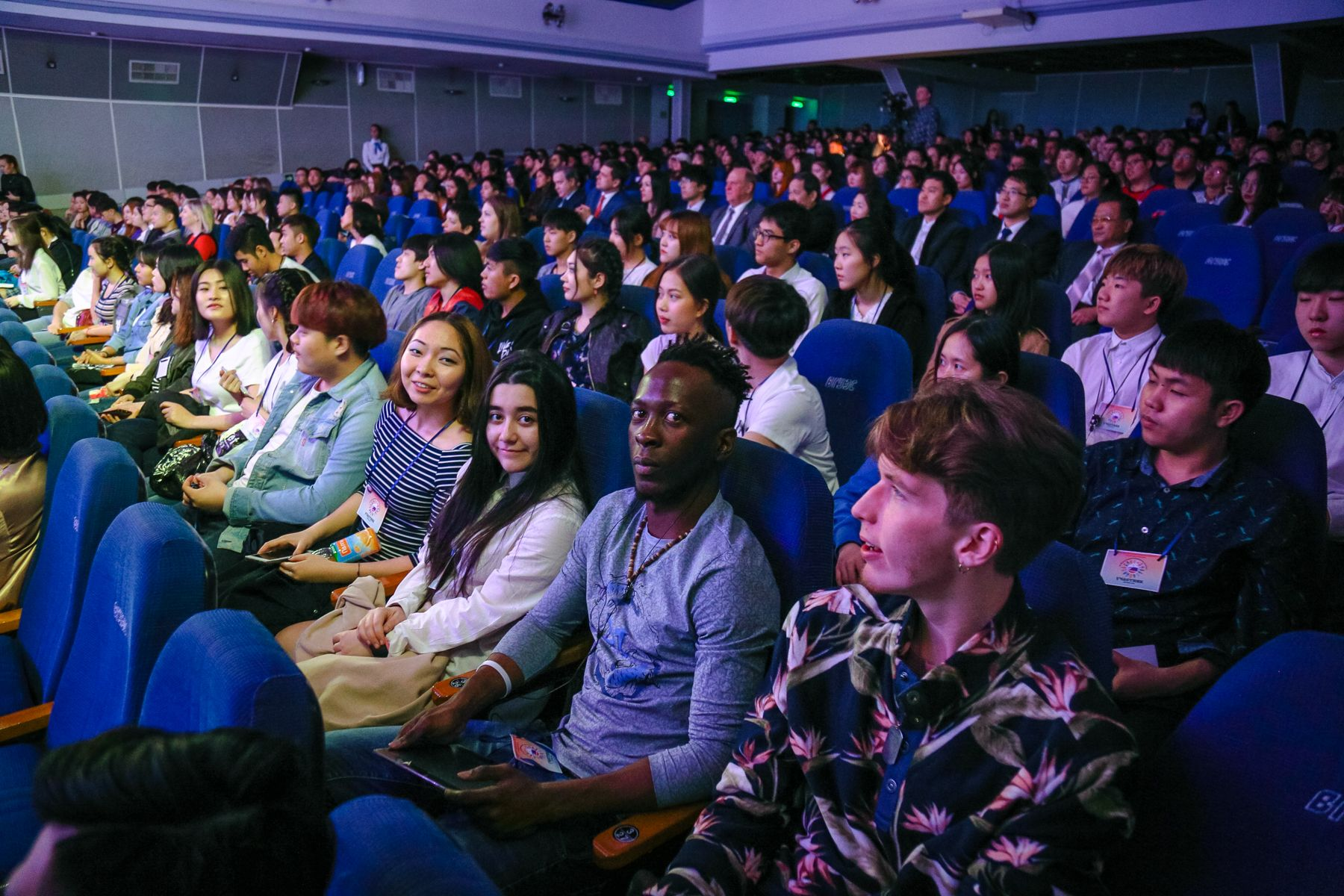 Иностранные студенты ВГУЭС – победители III Международного межвузовского фестиваля