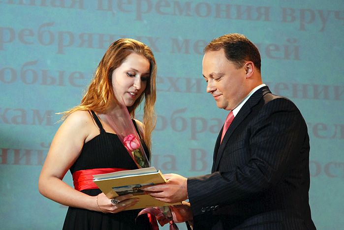 Медалисты Владивостока поступают во ВГУЭС