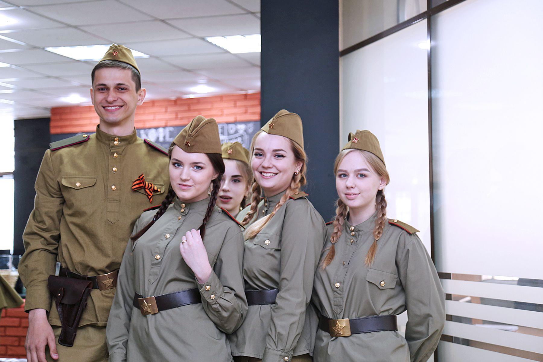 Студенты ВГУЭС смогут пройти военную подготовку с присвоением воинского звания