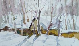 Новогодняя выставка «Зимняя открытка» в Музейно-выставочном комплексе ВГУЭС ждёт гостей
