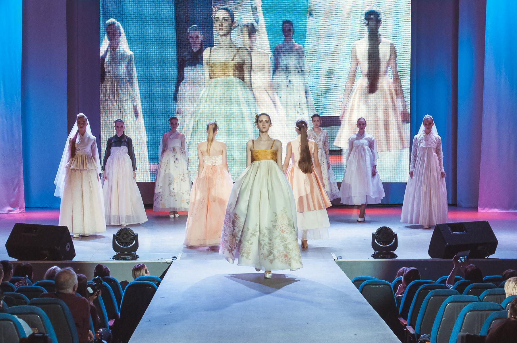 Новые модные идеи представили участники конкурса «Пигмалион» во ВГУЭС
