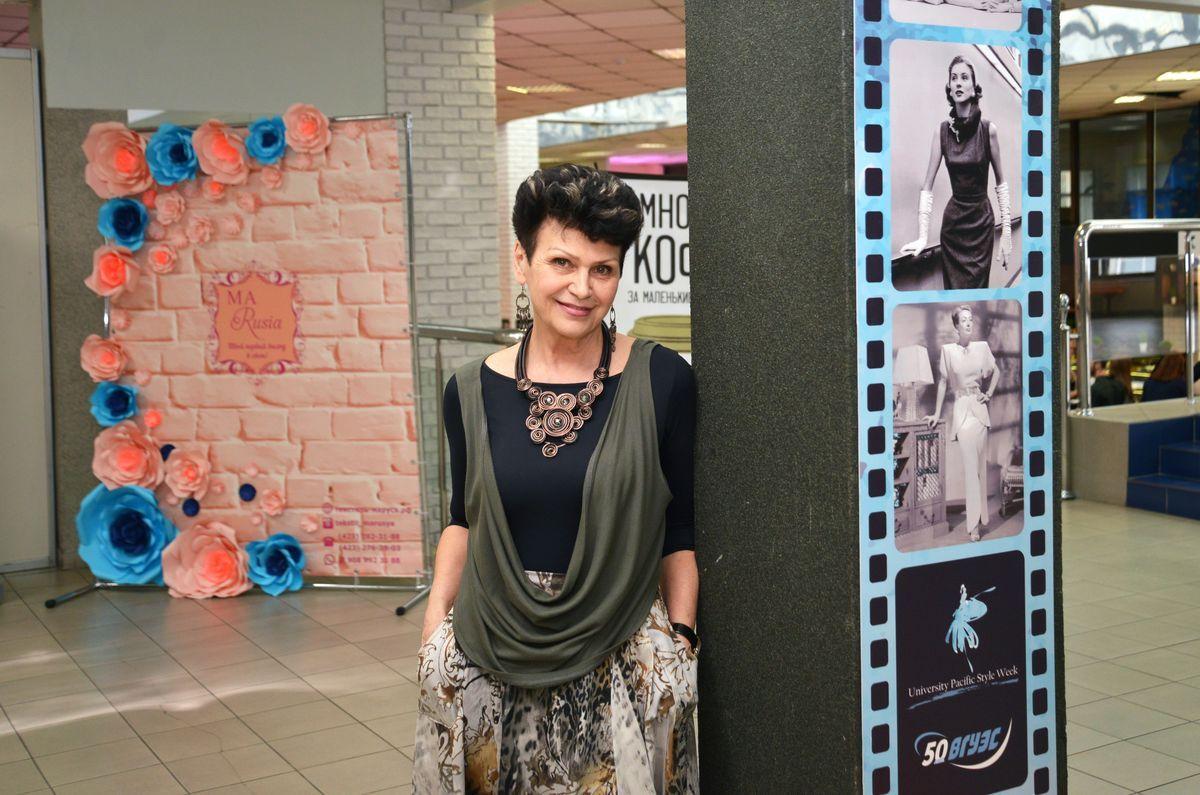 Детский стиль и Неделя моды во ВГУЭС глазами Татьяны Ветохиной