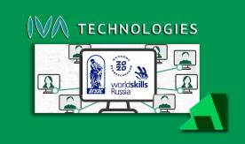 VSUES students successfully passed a demonstration exam for WorldSkills Russia standards in a new format