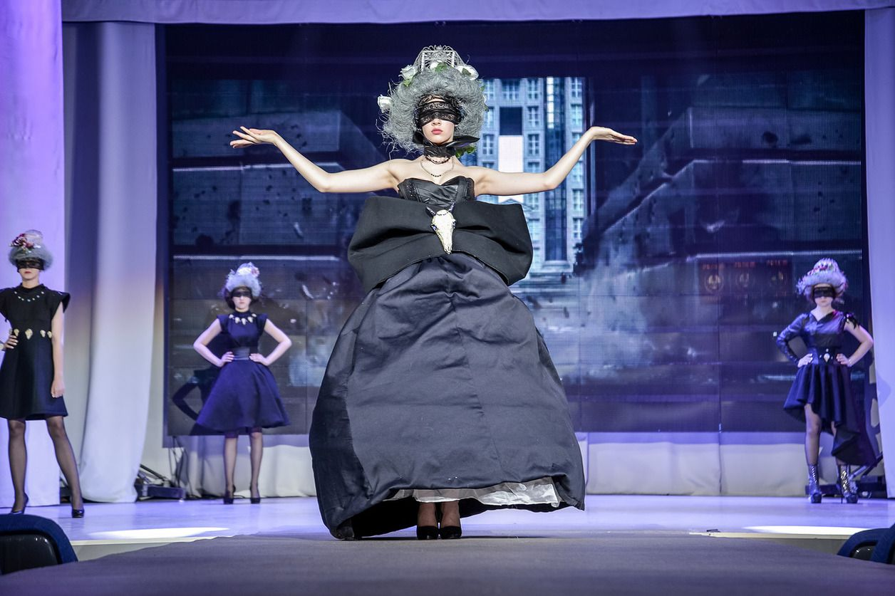 «Неделя моды» во ВГУЭС: соединяем культуры, страны, города