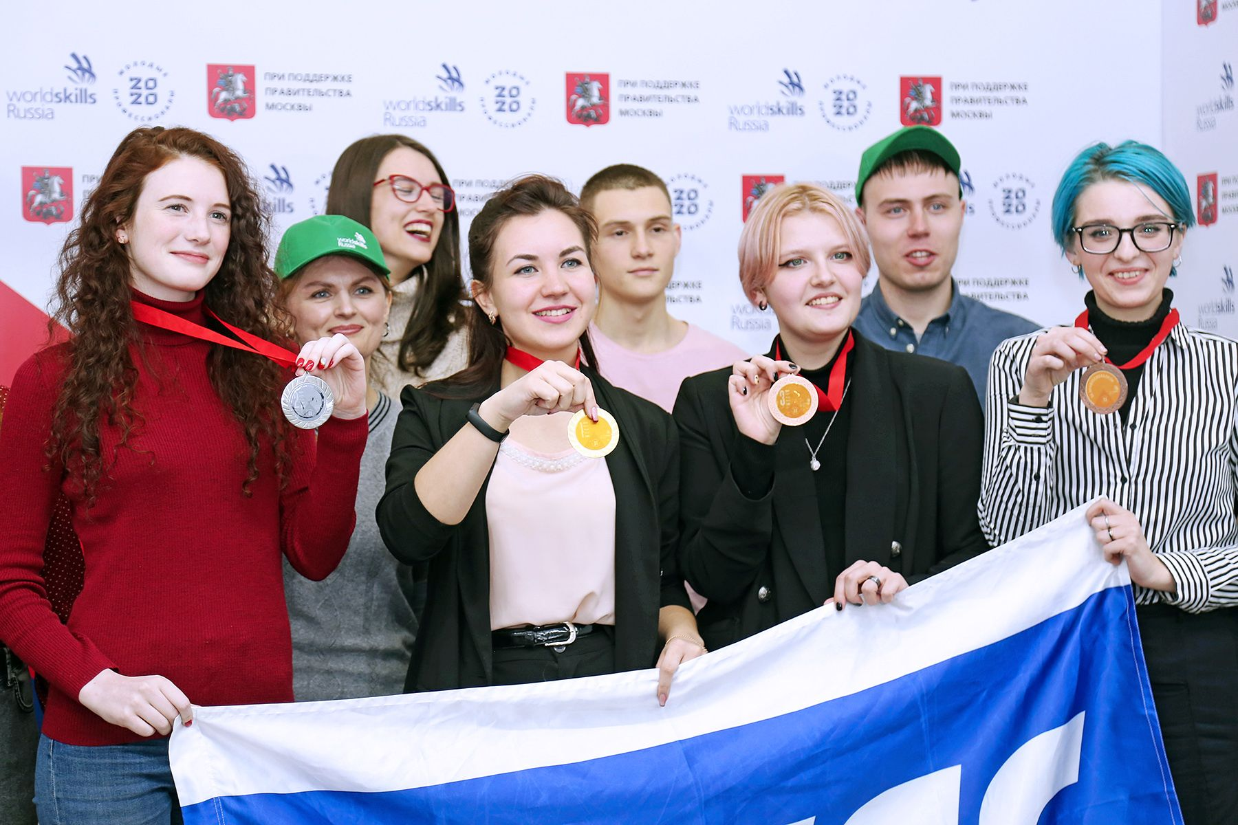Золото, серебро и бронзу взяли студенты ВГУЭС в Финале IV Национального межвузовского чемпионата «Молодые профессионалы (Ворлдскиллс Россия)»