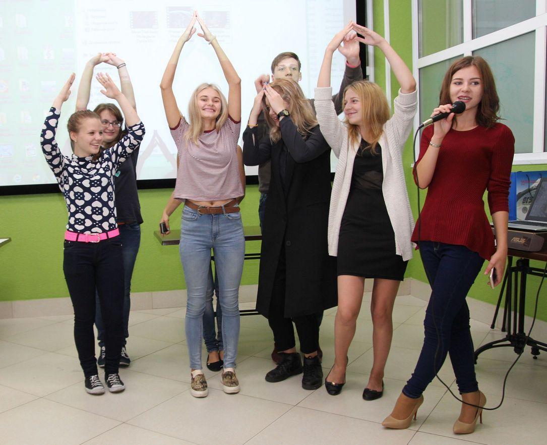 Посвящение в студенты МИТГ состоялось!