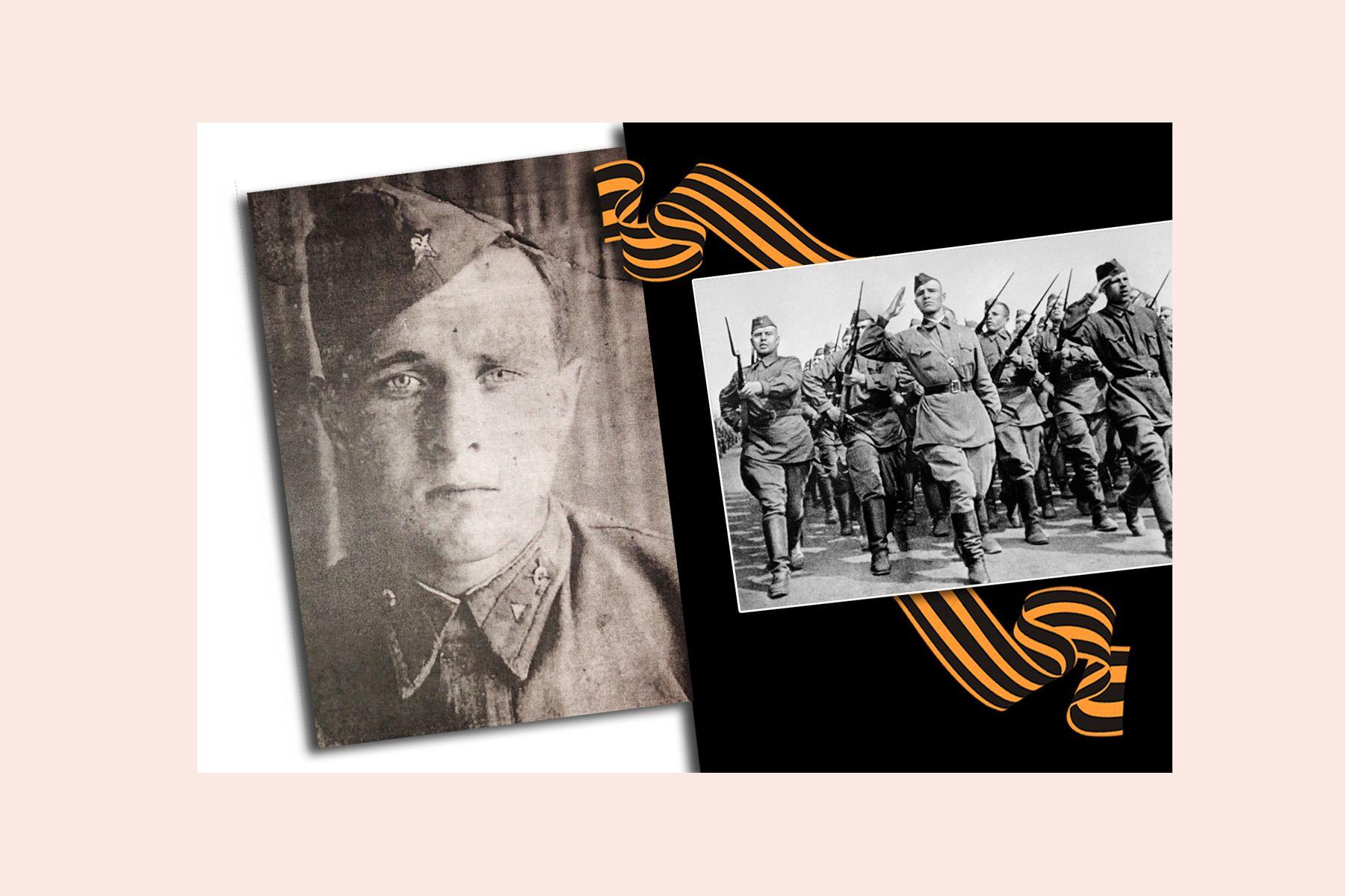 75 лет Победы: Семененко Алексей Акимович