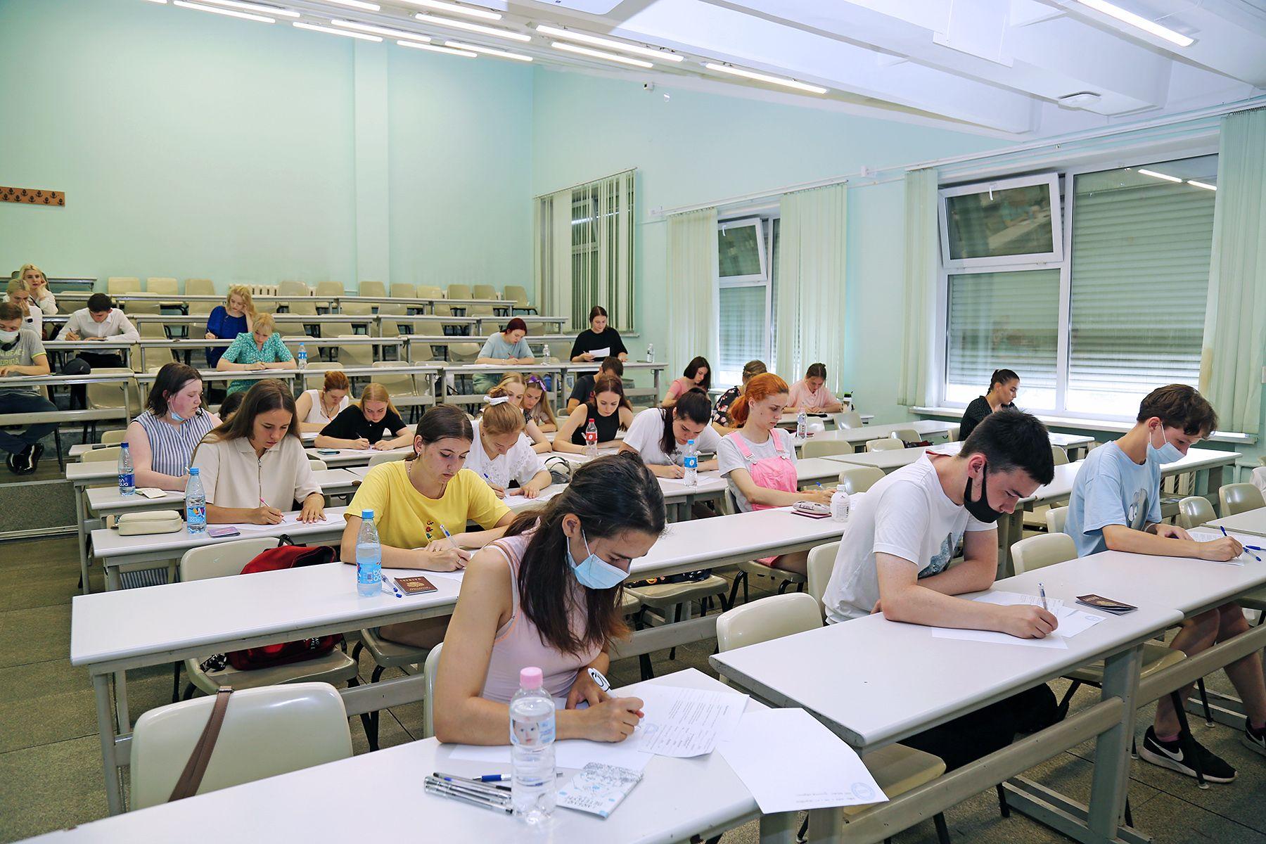 Информация о проведении дополнительного творческого испытания для абитуриентов Высшей школы телевидения ВГУЭС