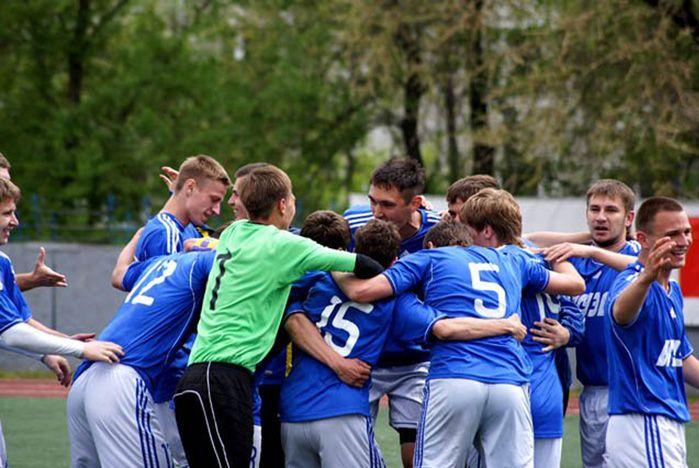 Сборная ССК ВГУЭС по футболу представит Дальний Восток в играх Национальной студенческой футбольной Лиги