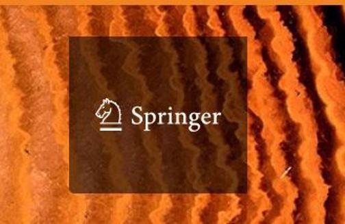С 16 по 30 марта издательство Springer Nature проведет цикл вебинаров издательства  Springer Nature