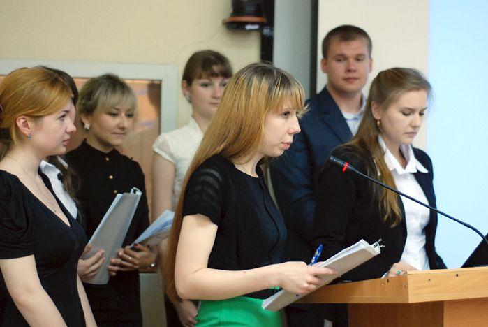 Студенты ВГУЭС успешно защитили дипломный проект - заказ работодателя