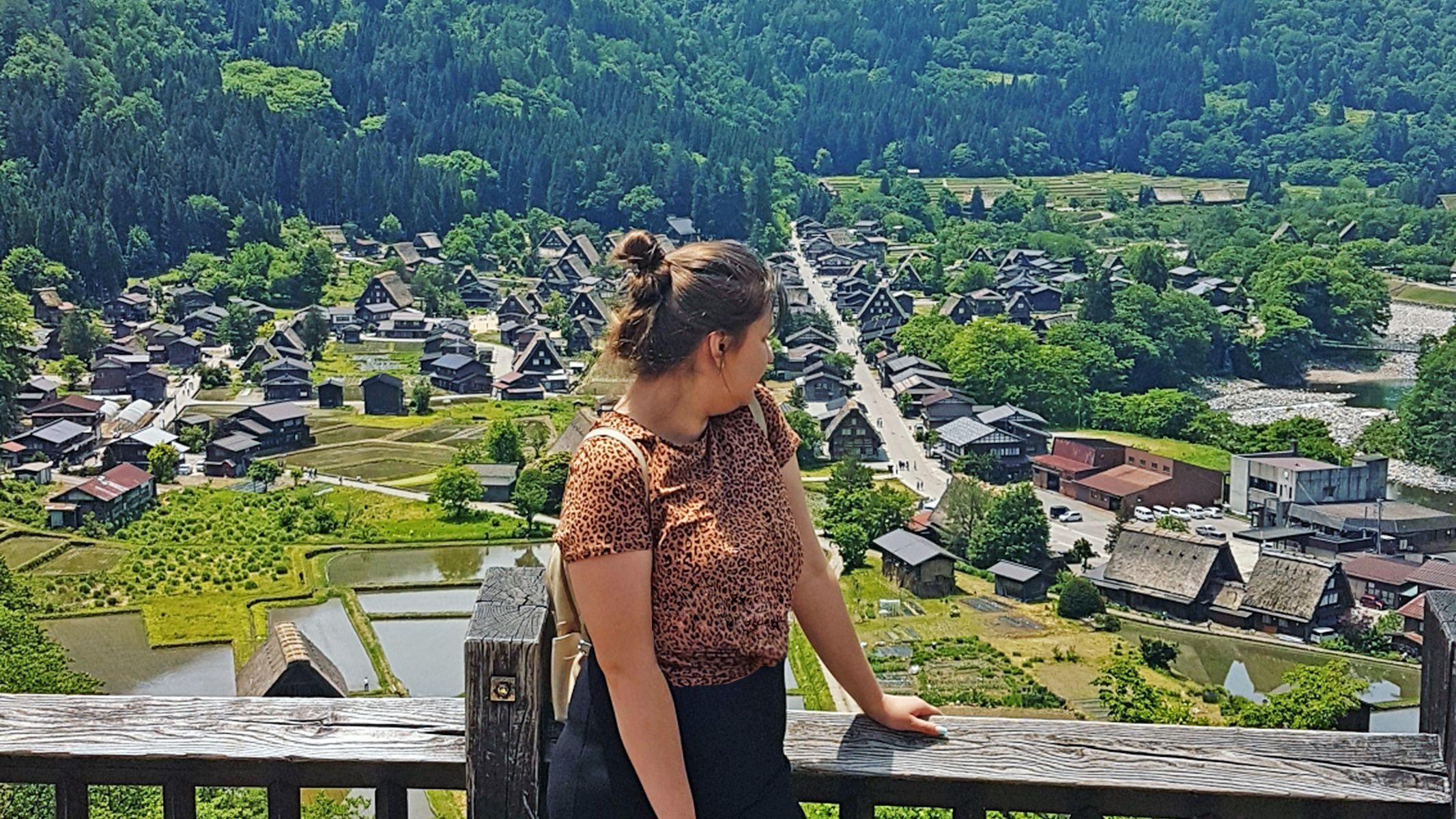 Студентка ВГУЭС Анастасия Сверчкова выиграла грант на годовую стажировку в Японии