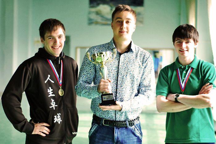 Теннисисты ВГУЭС заняли победные и призовые места на краевой спартакиаде