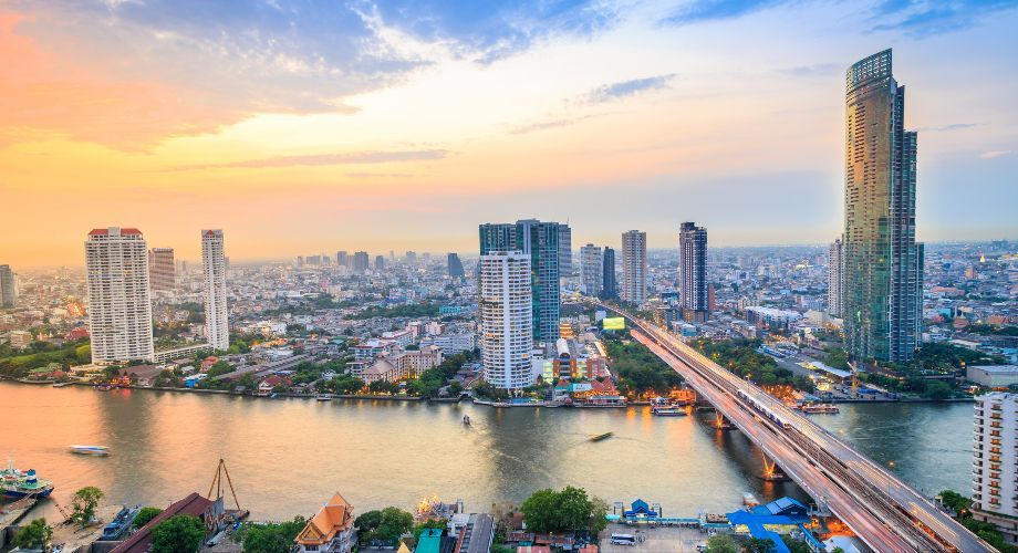 Бангкок – самый посещаемый город мира