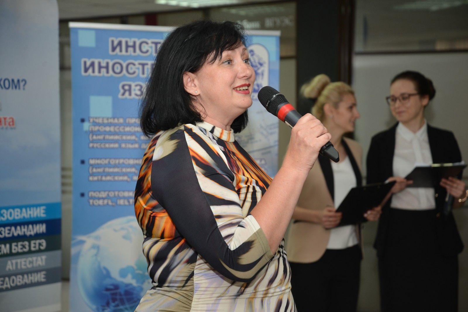 Первый проректор ВГУЭС Ольга Ворожбит: